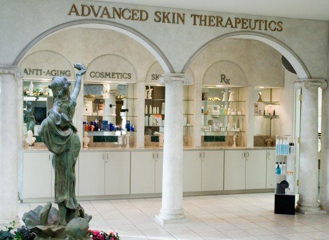 Advanced Skin Therapeutics Lobby
