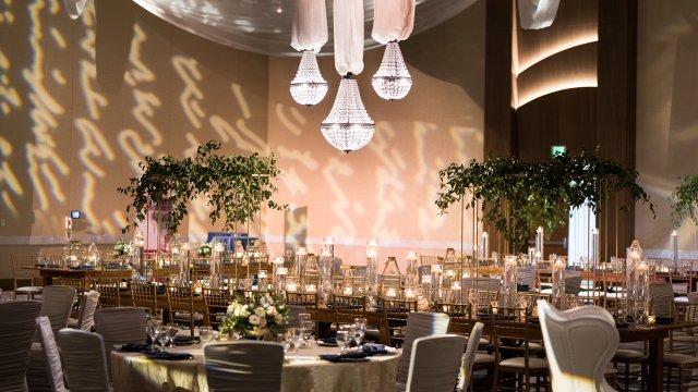 Wedding Reception at Mystic Lake Center®