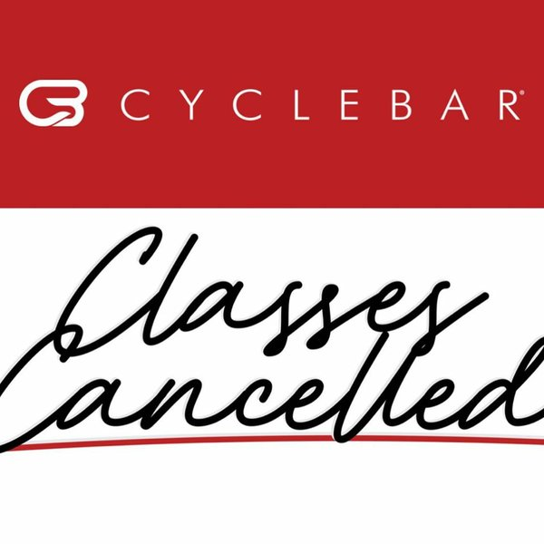 CycleBar cancels classes during COVID-19