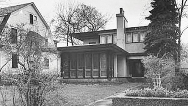 Purcell and Elmslie  house
