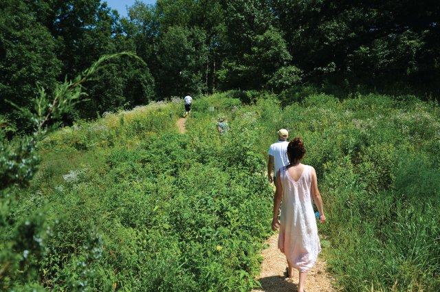 Eloise Butler Wildflower Garden and Bird Sanctuary