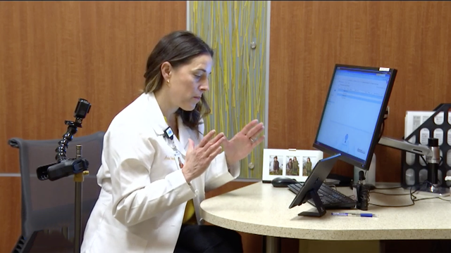 Video Visit with Doctor