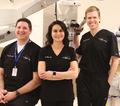 Dr. Kelly, Dr. Dworak, Dr. Horkey