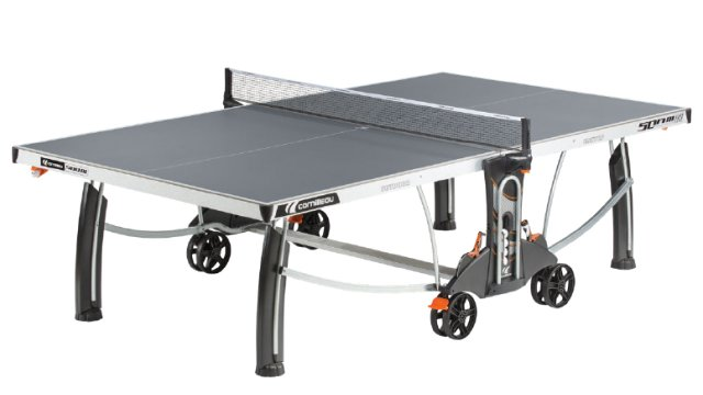 Indoor-outdoor table tennis