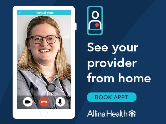 Allina - Virtual Visits