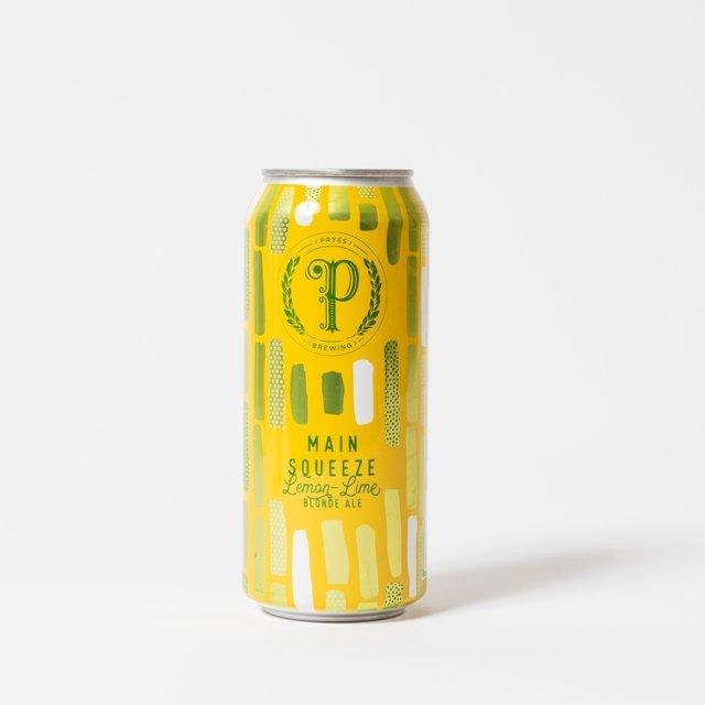 Pryes Beer