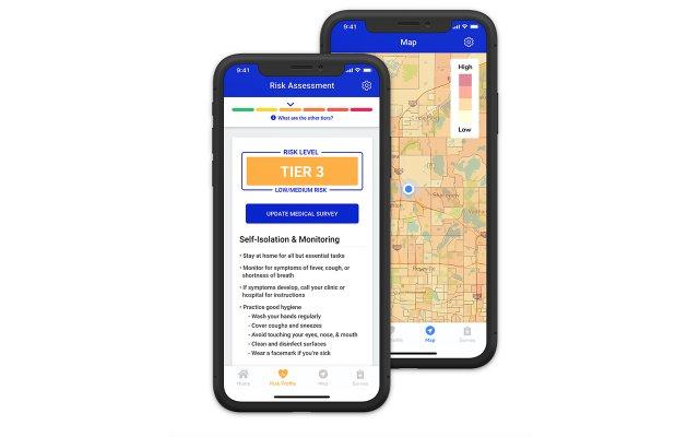 SafeDistance App