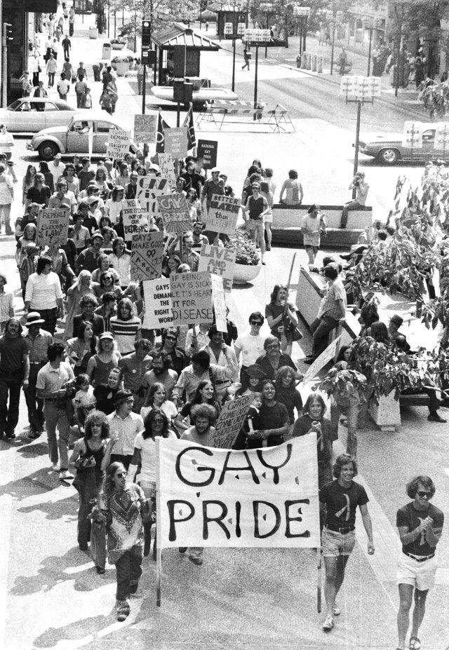 1973 Twin Cities Gay Pride Parade