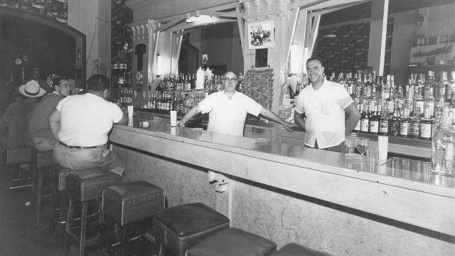 The Dugout Bar in Minneapolis