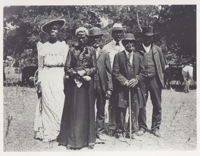 Juneteenth Emancipation Day Celebration, 1900