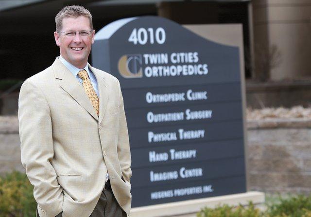Dr. Anseth at Twin Cities Orthopedics