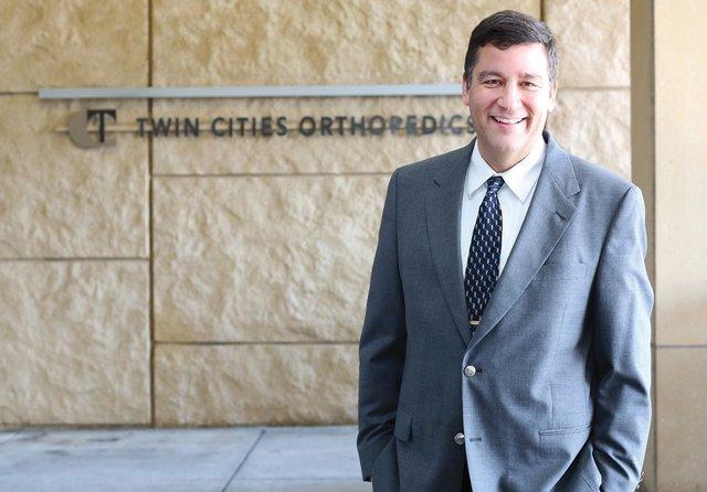 Dr. Nemanich at Twin Cities Orthopedics