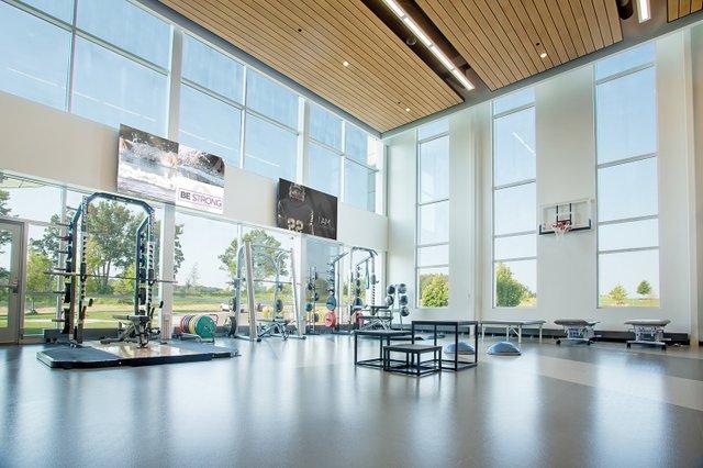 Gym at Summit Orthopedics