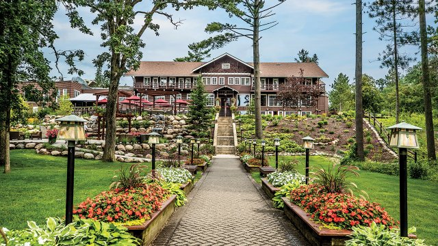 Grand View Lodge Resort