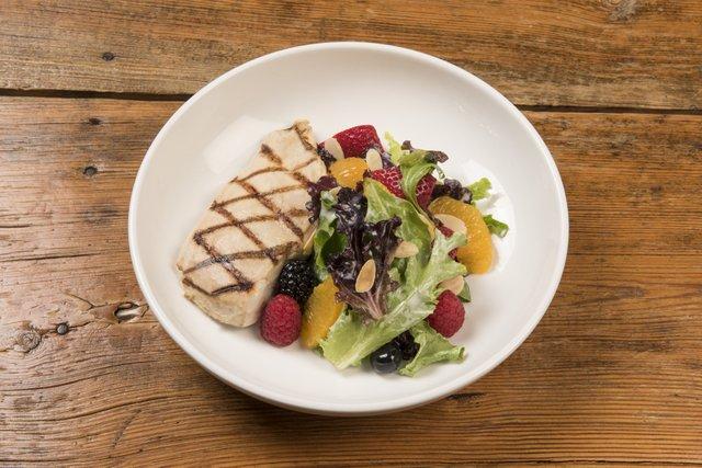 Chicken California Salad at Scarlet Kitchen & Bar