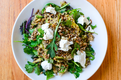 Grain and the Green Salad