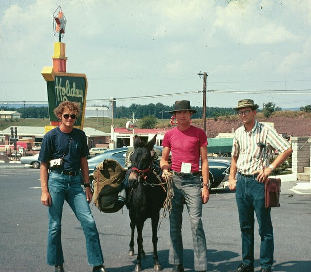 The Three Kunst Brothers in Pennsylvania