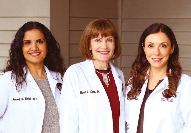 Doctors at North Metro Dermatology