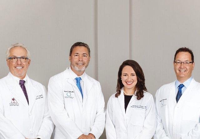 The doctors at Edina Plastic Surgery