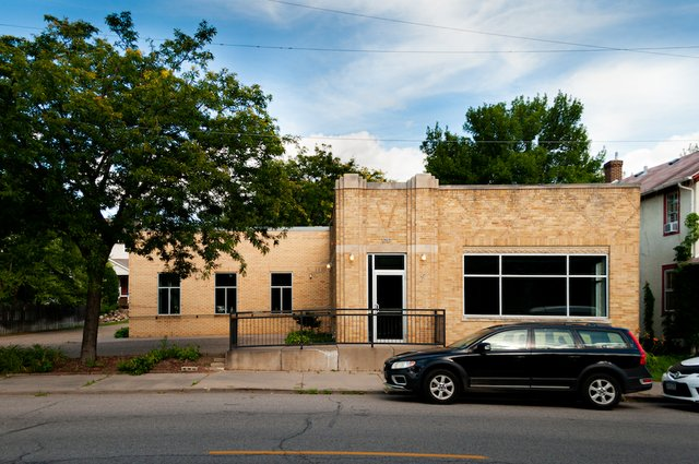 building in northeast