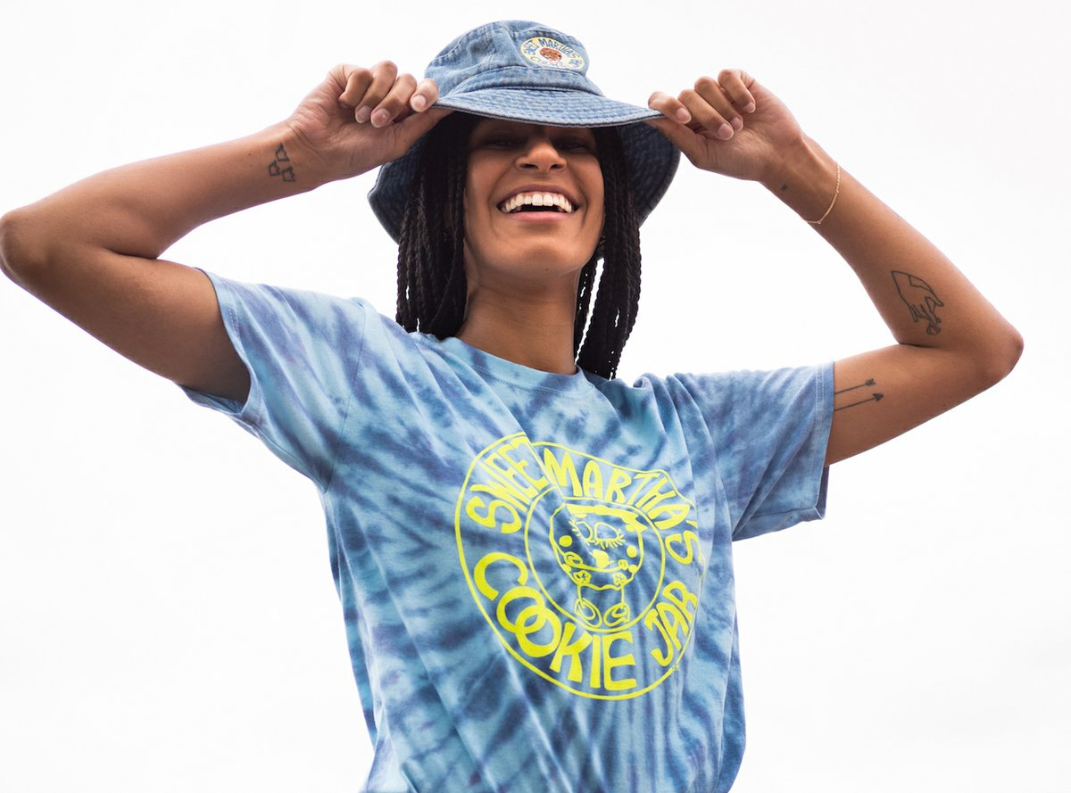 Sweet Martha's Releases First-Ever Line of Merch