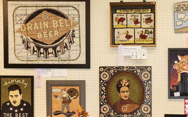 State Fair Crop Art