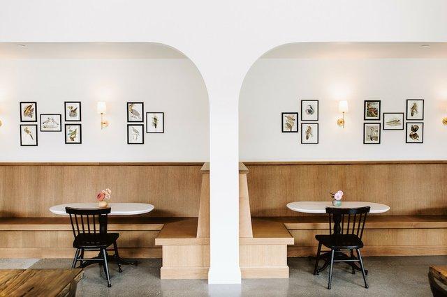 seats and walls