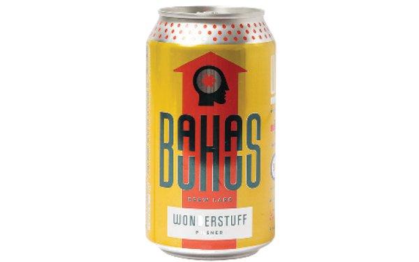 can of Bauhaus beer