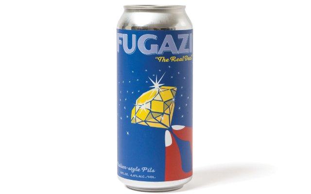 Can of Fugazi beer