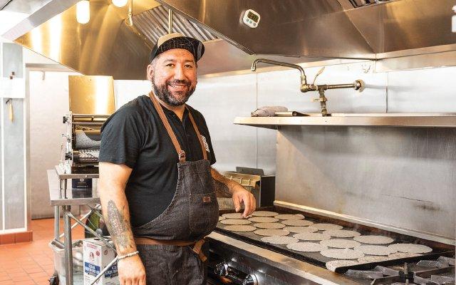 Chef Gustavo Romero