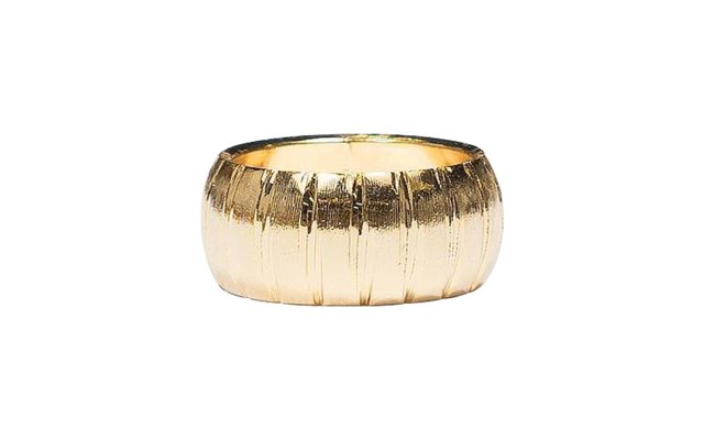 Gold ring by Janna Conner