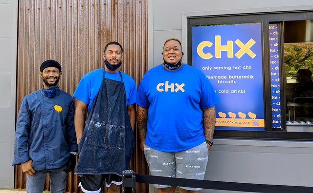 three owners of chx