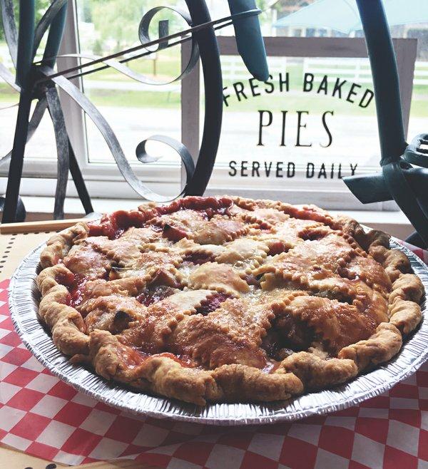 Pie from Aroma Pie Shoppe