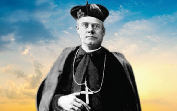 Bishop Patrick Hoffron