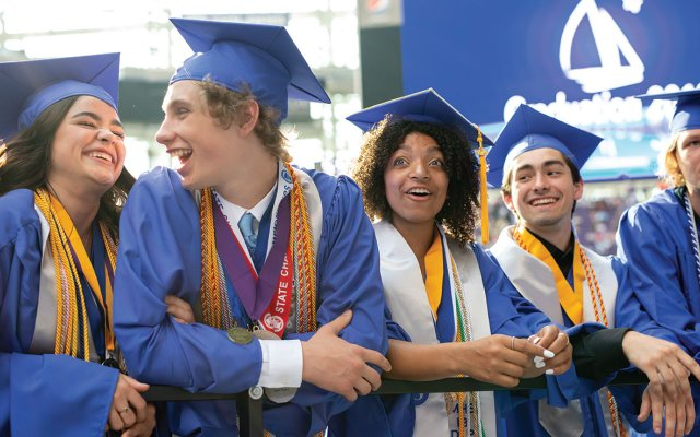 Minnetonka High School Graduates