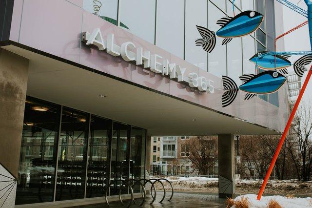 Alchemy 365 Uptown Storefront