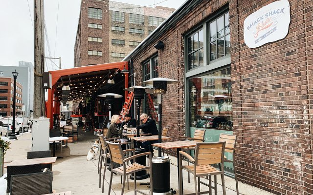 Outdoor Patios In The Twin Cities, What Restaurants Are Doing Outdoor Seating