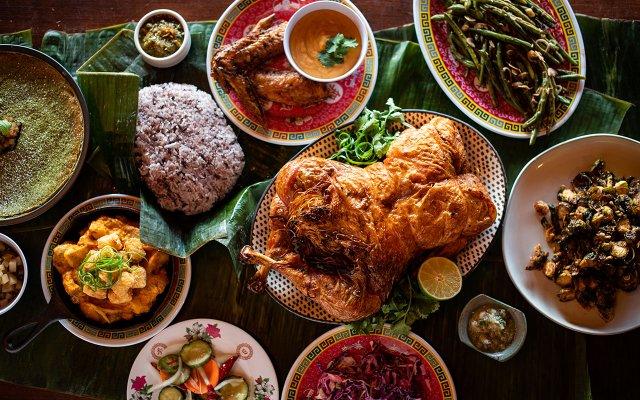 Union Hmong Kitchen Thanksgiving Turkey