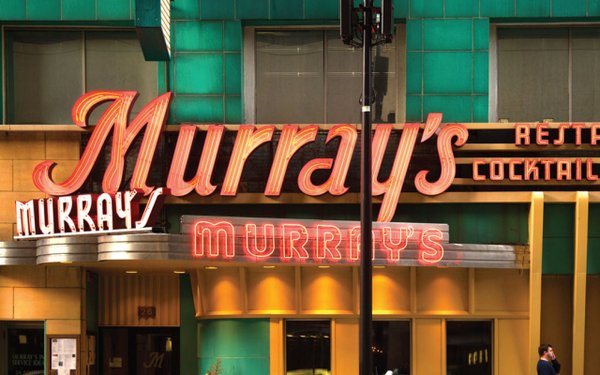Murray's facade