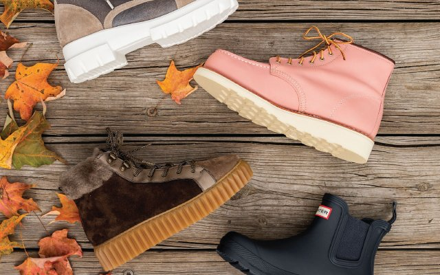 four winter boots