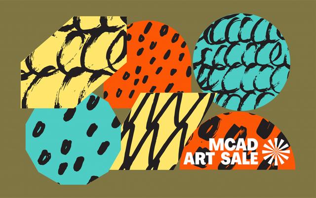 MCAD Art Sale