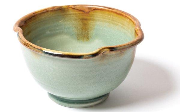 Hand made soup bowl