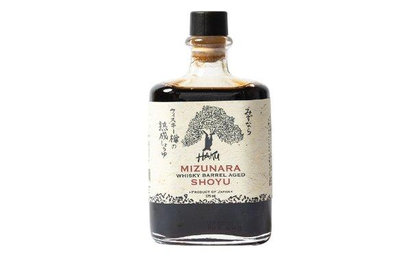 bottle of Shoyu