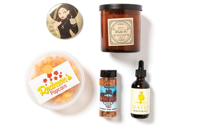 Five products from Black Box