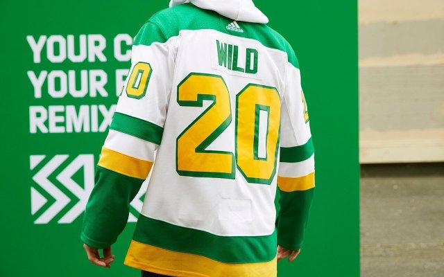 Wild Jersey