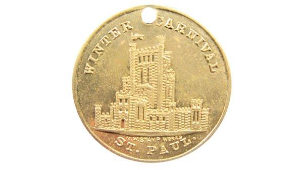St. Paul Winter Carnival Medallion