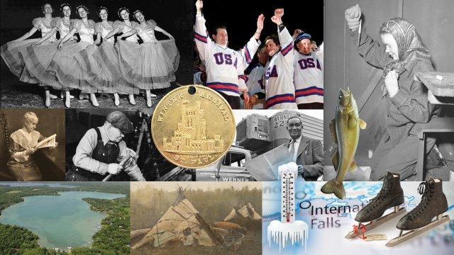 Minnesota Ice Timeline photo grid