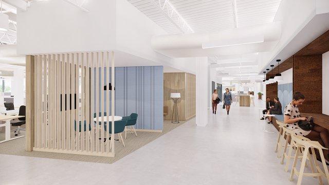 Marvin office rendering