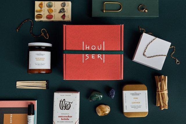 HOUSER gift box