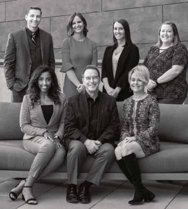 Faces Of 2020 -Unconventional Banking - Client Services Team